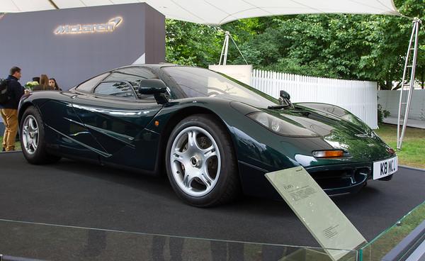 1993 - McLaren F1 XP5