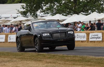 2018 - Rolls-Royce Dawn Black Badge