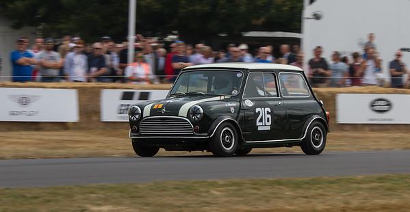 1965 - Austin Mini Cooper S