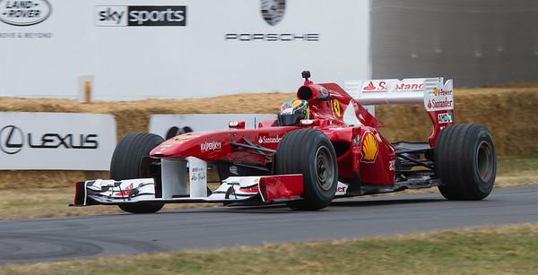 2011 - Ferrari F150 Italia