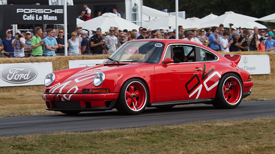 Porsche 911s DLS Reimagined by Singer