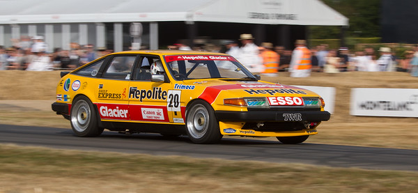 1983 - Rover SD1 Vitesse