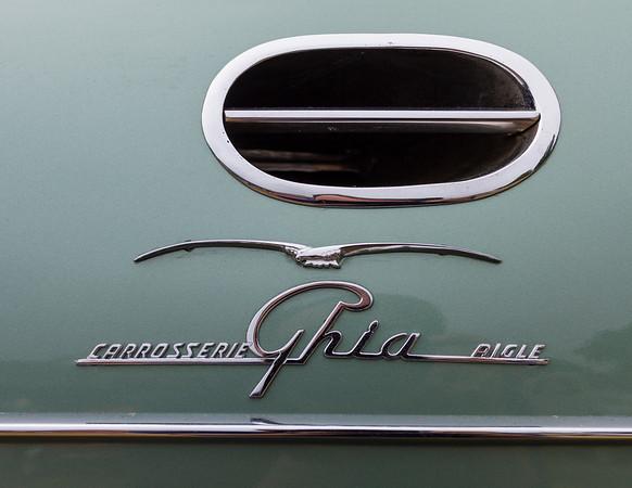 1958 Jaguar XK 150 SE Ghia Aigle Coupe
