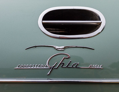 1958 - Jaguar XK 150 SE Ghia Aigle Coupe