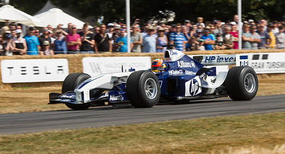 2004 - Williams-BMW FW26
