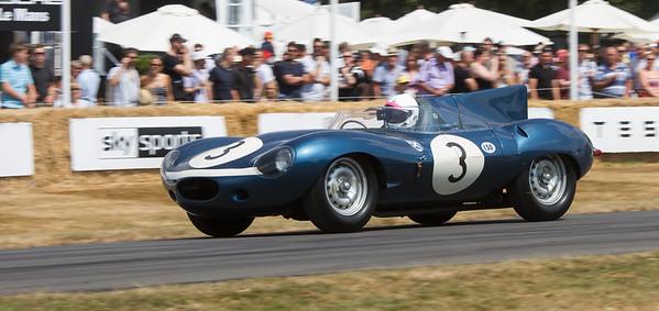 1956 - Jaguar D-Type 'Long Nose'