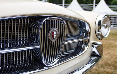 1955 - Jaguar XK140 Ghia Coupe