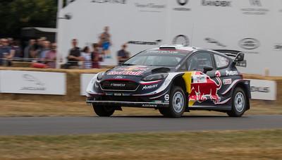 2018 - Ford Fiesta WRC