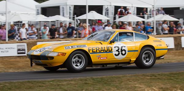 1972 - Ferrari 365 GTB/4 Daytona