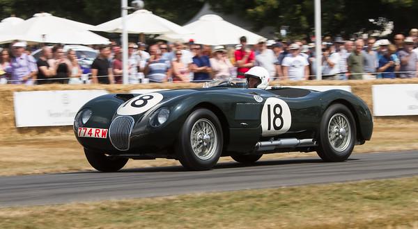 1953 - Jaguar C-Type