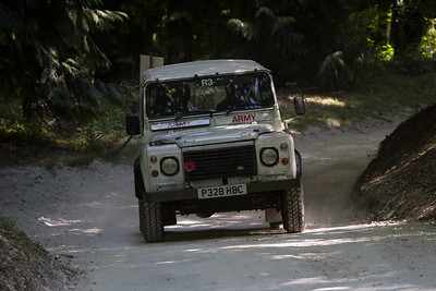 1994 - Land Rover Wolf XD