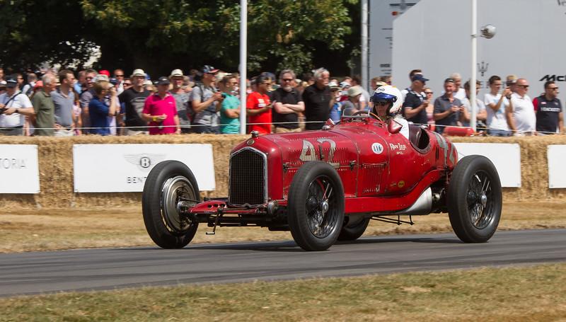 1925 - Alfa Romeo P3 (Tipo B)