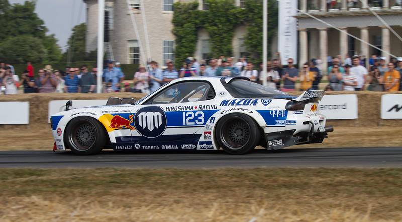 1996 Mazda RX-7 'Madbul'