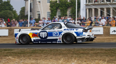 1996 - Mazda RX-7 'Madbul'