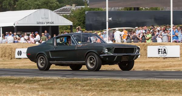 1968 - Ford Mustang Bullitt