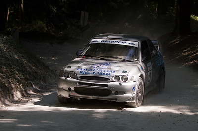 1998 - Ford Escort WRC