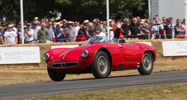 1954 - Alfa Romeo 1900 SS