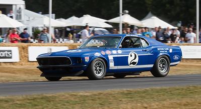 1968 - Ford Mustang Bos 302