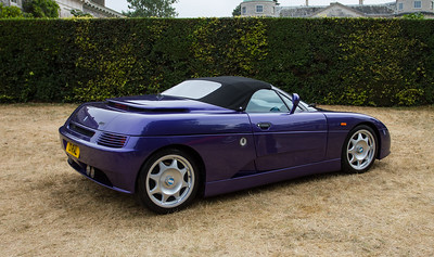 1999 - De Tomaso Guara Spyder