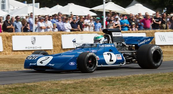 1971 - Tyrrell-Cosworth 003 (Jackie Stewart)