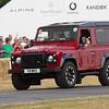2018 - Land Rover Defender Works V8