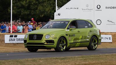 Michelin Supercar Run