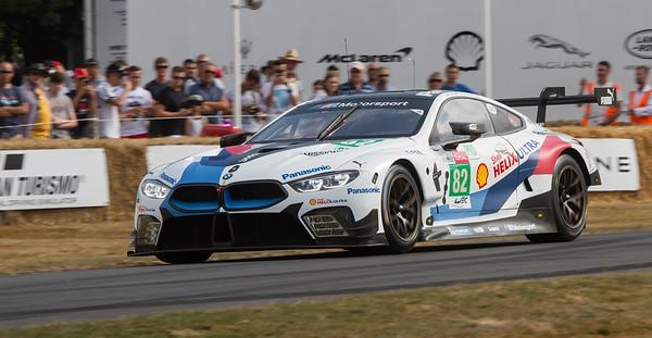 2018 - BMW M8 GTE