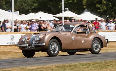 1952 - Jaguar XK120 'Montlhery' Fixed-Head Coupe
