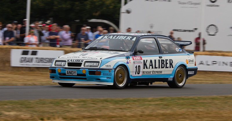 1989 - Ford Sierra Cosworth RS500