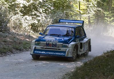 1986 - MG Metro 6R4