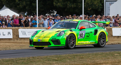 2018 - Porsche 911 GT3 RS