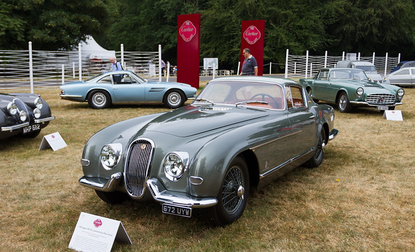 1954 - Jaguar XK120 Coachwork by Parina Farina