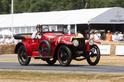 1908 - Itala Grand Prix