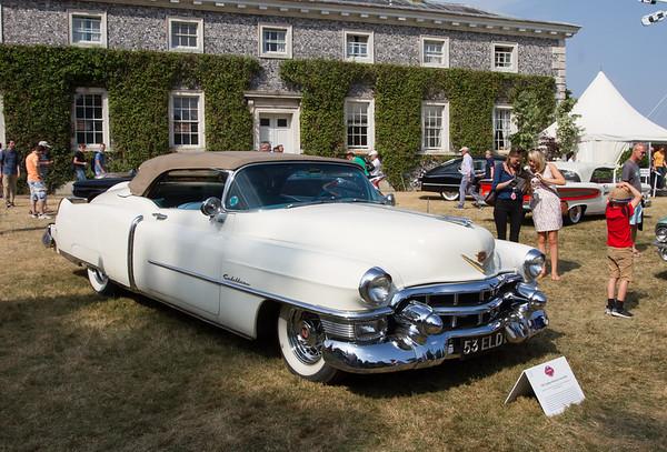1953 - Cadillac Eldorado Convertible