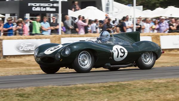 1955 - Jaguar D-Type