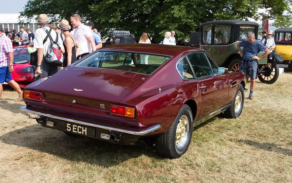 1971 - Aston Martin DBS V8