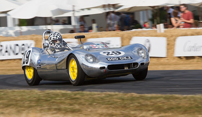 1958 - Lola-Climax Mk1