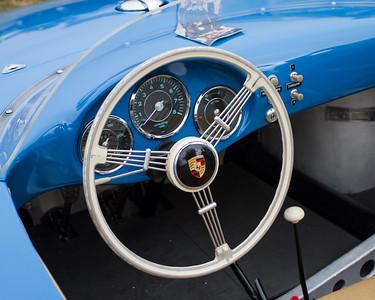 1955 - Porsche 550 Spyder