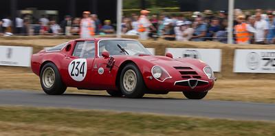1967 - Alfa Romeo TZ2