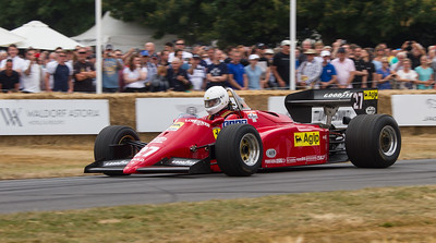 1984 - Ferrari 126 C4/M2