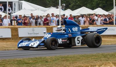 1973 - Tyrrell-Cosworth 006 (Jackie Stewart)