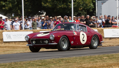1961 - Ferrari 250 SWB/C SEFAC