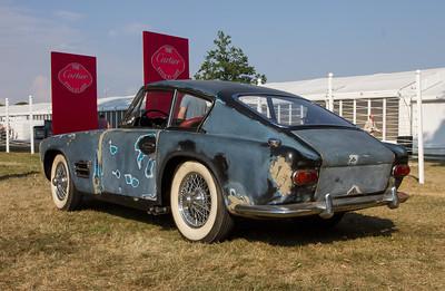 1963 - Jaguar XK-D Coachwork by Michelotti