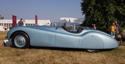 1952 - Jaguar XK120 Roadster