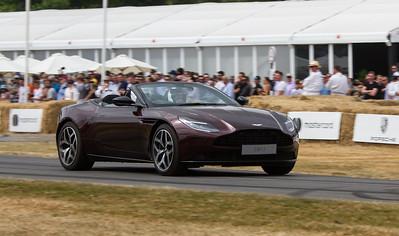 2018 - Aston Martin DB11 Volante