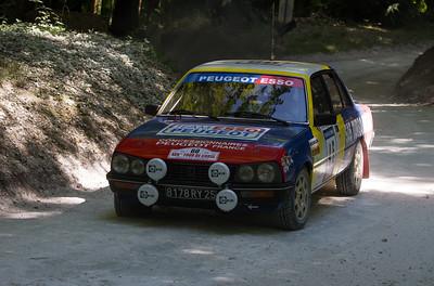 1987 - Peugeot 505 SRDT Group A