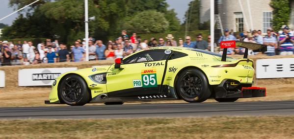 2018 - Aston Martin V8 Vantage GTE