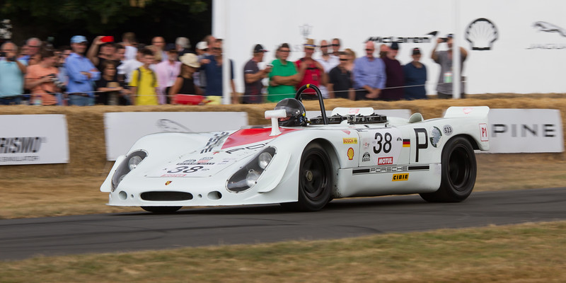 1969 - Porsche 908/2 Flunder