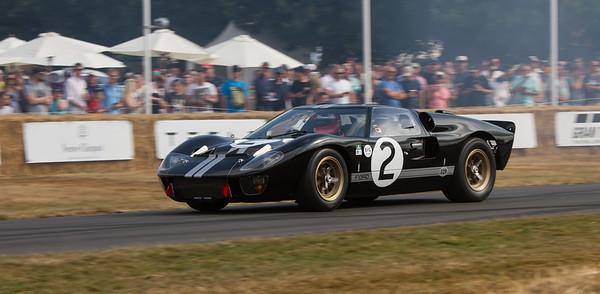 1966 - Ford GT MkII