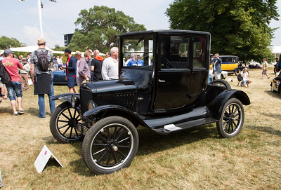 1923 - Ford Model T Doctor's Coupe